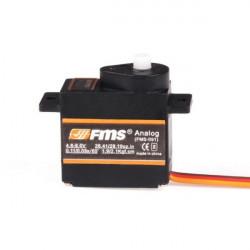FMS FMS-091 Analog 9g Servo Kompatibel med Futaba JR Sanwa Hitec