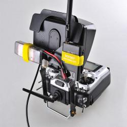 FPV 1.2G 2.4G 5.8G Multifunktionell Mount Batteri Inramar
