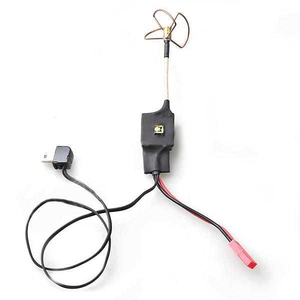 FPV 5.8GHz 200mW Mini AV-sändare för Gopro Hero3 FPV Flygplan Radiostyrt