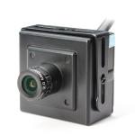 FPV HD 720P Mini IP Kamera 1280x720 H.264 för iPhone Android Telefon Radiostyrt