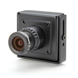 FPV Sony HQ1 1/3 600TVL CCD 3.6mm Lins OSD HD Mini Kamera PAL