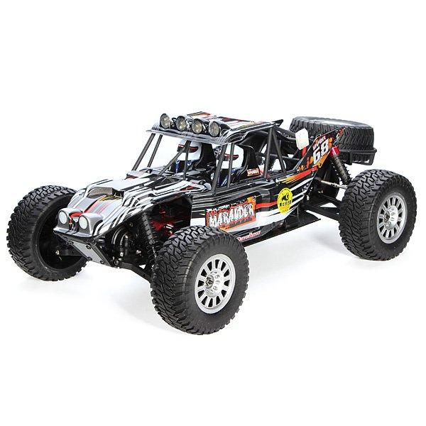 FS 53910 1/10 2.4G 4WD Borstad RC Racing Bil Radiostyrt
