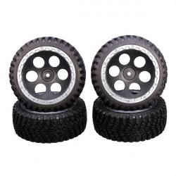 FS Racing 53632/53610 Tire set 1/10 RC Car Spare Parts