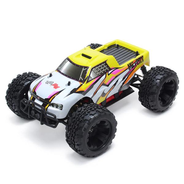 FS Racing 53.633 01:10 2.4GH 4WD Brushless Monster Truck Fjernstyret
