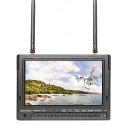 FeelWorld PVR732 HDMI DVR 5.8G 32CH Wireless 7 Inch FPV HD Monitor