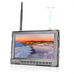 Feelword 821 FPV821 PVR821 FPV Monitor 8'' Screen 5.8G 32CH Receiver