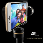 Feiyu Tech FY-G4 3 Axis Handheld Steady Gimbal For Smart Phone RC Toys & Hobbies
