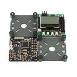 Flug Steuerpult Systemsockel 31mm Naze32 KK Mini CC3D APM PLA