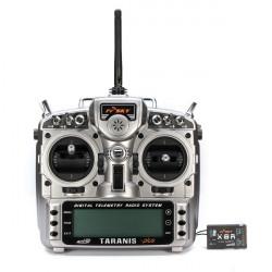 FrSky 2.4G ACCST Taranis X9D Plus Sändare med X8R Mottagare