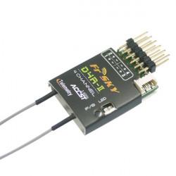 FrSky D4R-II 2.4G 4CH ACCST Telemetrimottagaren