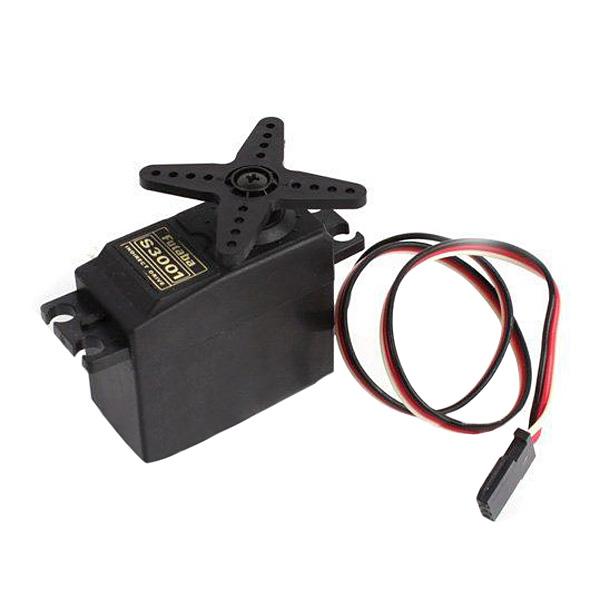 Futaba S3001 Ställard Servo Color Box för RC Flygplan Radiostyrt