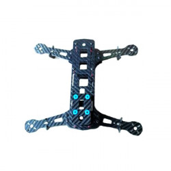 GE260 Kolfiber FPV Mini Quadcopter Frame Kit CC3D Kompatibel