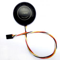 GPS Kompas Modul til DJI NAZA-M V2 / LITE FLys Control System
