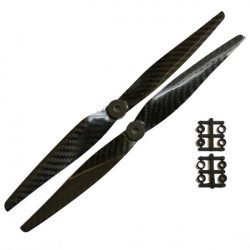 Gemfan 11x5 Inch 1150 Carbon Fiber Propeller Graupner For DJI Multicopter