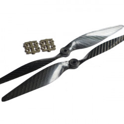 Gemfan 12x6 Inch 1260 Carbon Fiber Propeller APC For DJI Multicopter CW/CCW