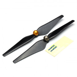 Gemfan 9443 For Walkera Scout X4 H500 Carbon Fiber Self-Lock Propellers