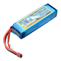 Giant Ström 4000mAh 4S 14.8V 35C High Performance Lipo Batteri