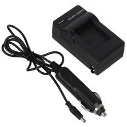 GoPro Hero 3 Gopro3 Batteriladdare för Vägg- och Bil Laddning