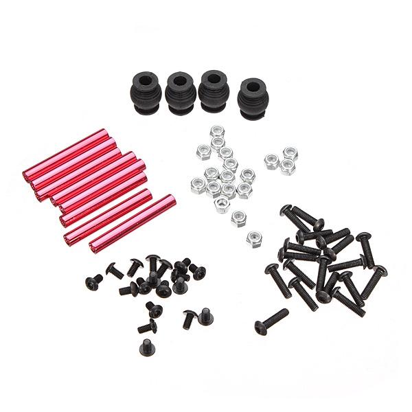 H250 ZMR250 Rahmen Kit Stimmen Combo Schrauben und Spalten & Dämpfung Kugel RC Spiele & Hobbies