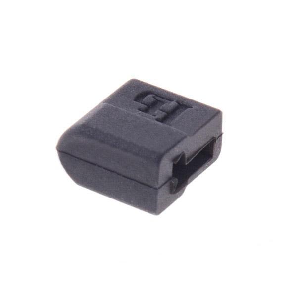 HJ Model Accessories T Plug Sheathed Black T Cap 10 Pieces RC Toys & Hobbies