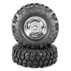Hobby Master 1/10 108mm Reifen für RC Raupenauto HC12002