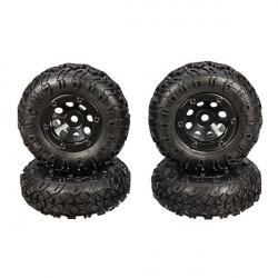HSP 94480 1/24 Hjul Complete Mini Climber / Crawler Dele 48020