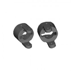 HSP 94.680 1:18 RC Bil Reservdelar Caster Mounts L / R 68004