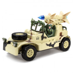 Hengguan Male Lion RC 1/20 Military Vehicle Off-road Car