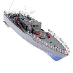 Hengtai HT-2877A 4CH Infraröd RC War Sänka Skepp med Gyro