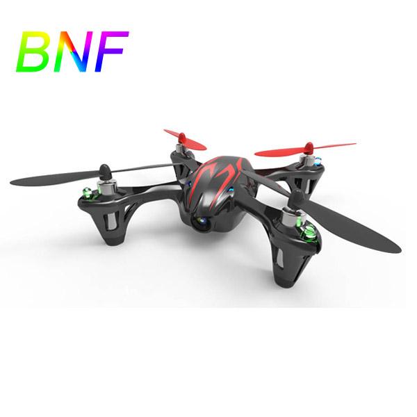 Hubsan X4 H107C RC Quadcopter med 2MP Kamera BNF Utan Sändare Radiostyrt