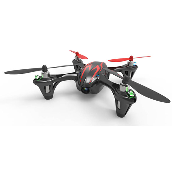 Hubsan X4 H107C Upgraded 2.4G 4CH RC Quadcopter With 2MP Camera RTF RC Toys & Hobbies