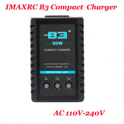 IMAXRC B3 20W Compact Battery Balance Charger Intelligent Charger