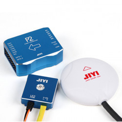 Jiyi P2 Autopilot Flight Controller med 7 U-Blox GPS & 32bit ST F4-processor