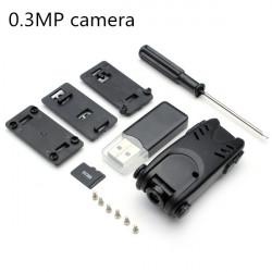 JJRC C3001-3 0.3MP HD-kamera Set för H5 H5C Syma X5 X5C M1 M2 H13 CF-885