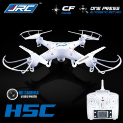 JJRC H5C Huvudlös Läge One Key Return RC Quadcopter 2MP Kamera