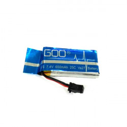 JJRC H8C DFD F182 F183 Quadcopter Spare Part 7.4V 650mAh 25C Battery