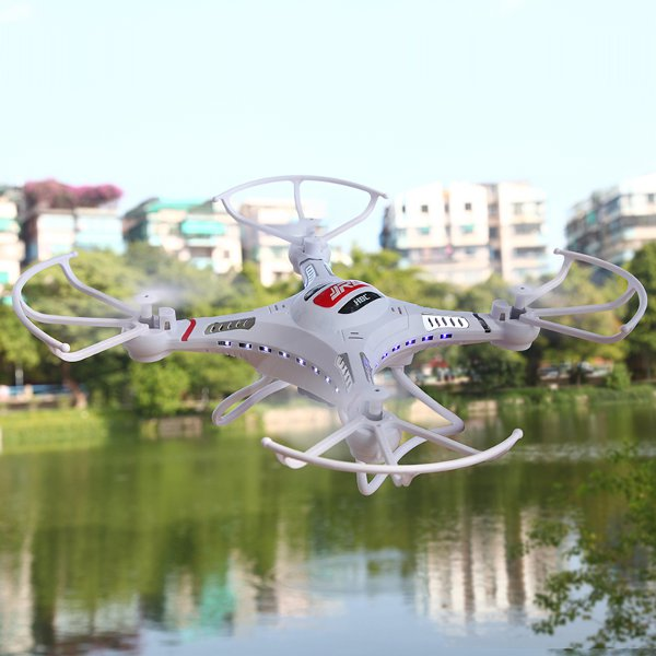 JJRC H8C DFD F183 2.4G 4CH 6 Axis RC Quadcopter With 2MP Camera RTF RC Toys & Hobbies