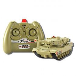 JXD 801/802 1/48 Infrarød Kontrolleret Tank med Kampsystem