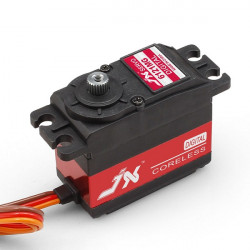 JX PDI-6221MG 20KG Large Torque Digital Coreless Servo For RC Model