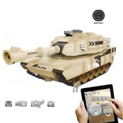 Jinxingda JXD JD805 WIFI RC Tank med Kamera Realtidsvideo