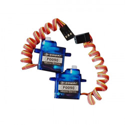 K Power P0090 9g Micro Servo für RC Modelle