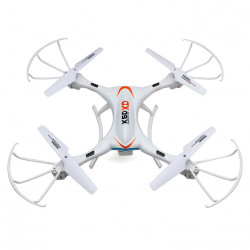 KAI DENG K60 X-Fighter 2.4G 6-Axis 4CH 2MP Kamera RC Quadcopter RTF