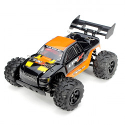 KD-toppmötet S600 / 610 Mini Big Foot 2.4G 1/24 RC Truggy RTR Bil