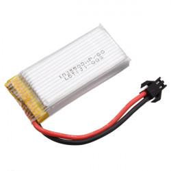 KD-Summit S600 / 610 RC Bil Dele 800 mAh Li-Ion Batteri