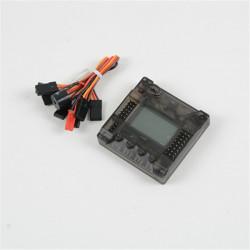 KK2.15 Flight Controller LCD Version 2.15 Anslutas Direkt till DSM2 DSMX