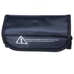LiPo Akkus Speicher / Schutztaschen Platz 160x65x65mm