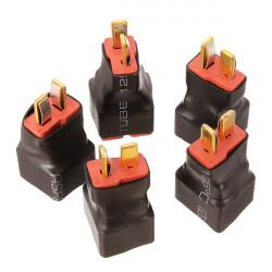 Lipo Batterie Parallel Anschluss mit 2 weiblich und 1 männlich