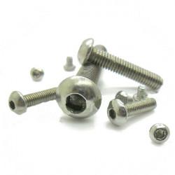 M3 * 6 Hexagonal Socket Skruv 40st för 3D Printing Gimbal QAV250 ZMR250