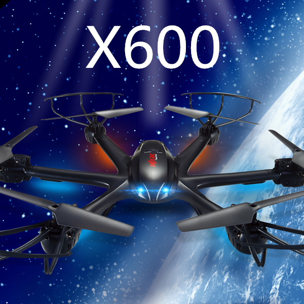 MJX X600 X-SERIEN 2.4G 6-Axis Headless Läge RC Hexacopter RTF Radiostyrt