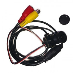 Mini 1/4 CMOS 520TVL 120 Degree FPV Camera